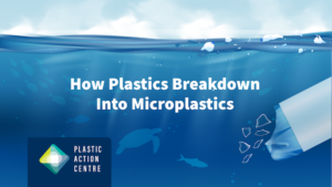 How Plastics Breakdown into Microplastics - Plastic Action Centre