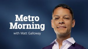 Metro Morning with Matt Galloway (CBC)