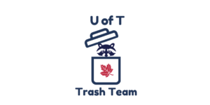 UofT Trash Team logo